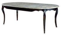GIGI OVAL EXTENSION TABLE
