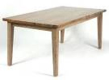 GASTON OVAL EXTENSION TABLE