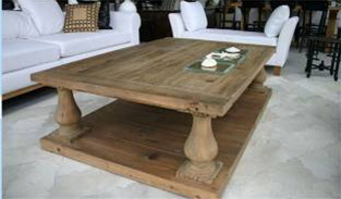 MONTAIGNE COFFEE TABLE